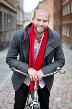 Ordförande Lars Strömgren. Foto: Hanna Mi Jakobsson. Klicka på bilden för att ladda ned.